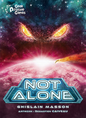 Not Alone *PRE-ORDER*