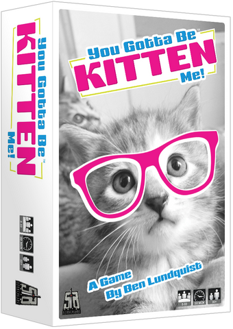 You Gotta Be Kitten Me! (Standard Edition)