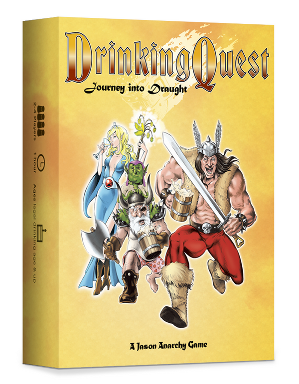 Drinking Quest: Journey into Draught *PRE-ORDER*