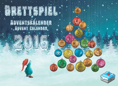 Brettspiel Adventskalender 2016 (Without Box)