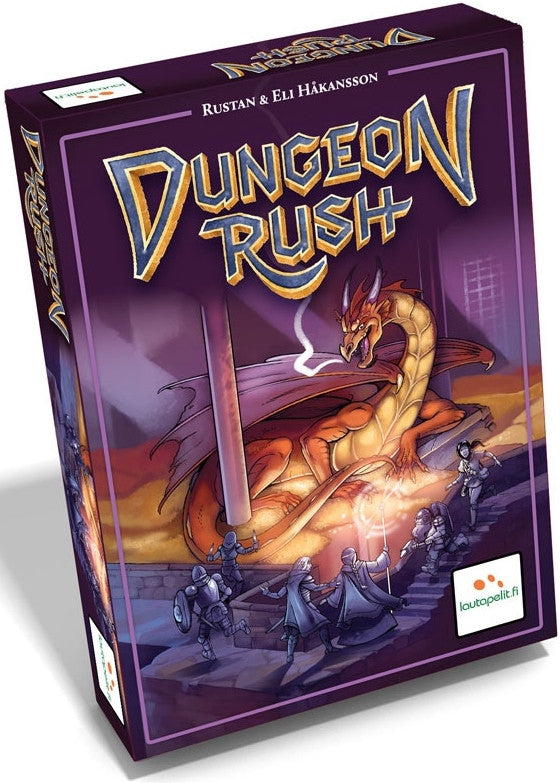 Dungeon Rush (Import Edition)