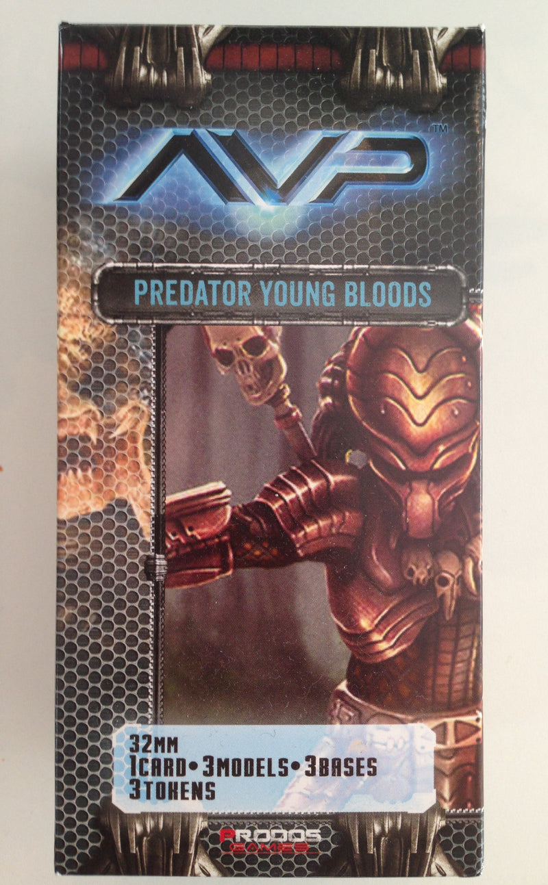Alien Vs Predator: Predator Young Bloods Expansion