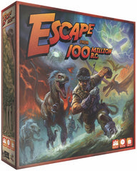 Escape from 100 Million BC *PRE-ORDER*