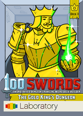 100 Swords: The Gold King's Dungeon