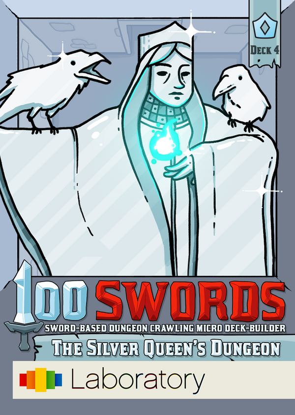100 Swords: The Silver Queen's Dungeon