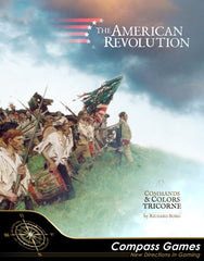 Commands & Colors Tricorne: The American Revolution