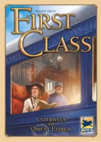First Class: Unterwegs im Orient Express (German Import)