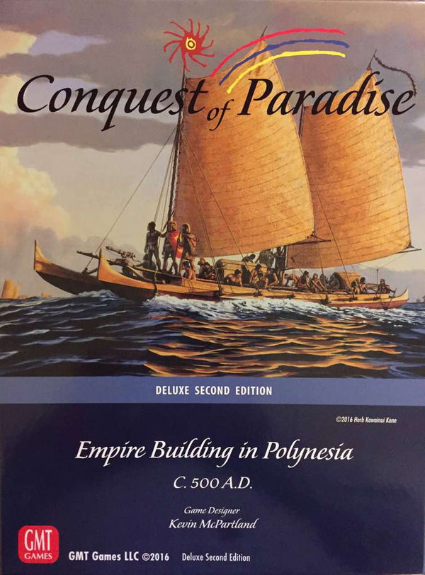 Conquest of Paradise (Second Edition)