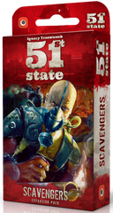 51st State: Scavengers *PRE-ORDER*