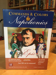 Commands & Colors: Napoleonics Expansion #6 - EPIC Napoleonics