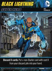 DC Comics Deck-Building Game: Black Lightning