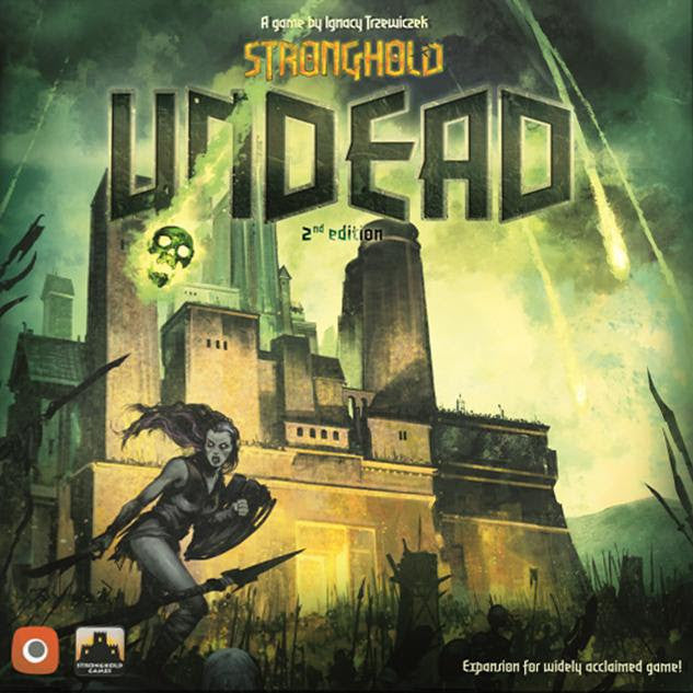Stronghold: Undead (2nd edition) *PRE-ORDER*