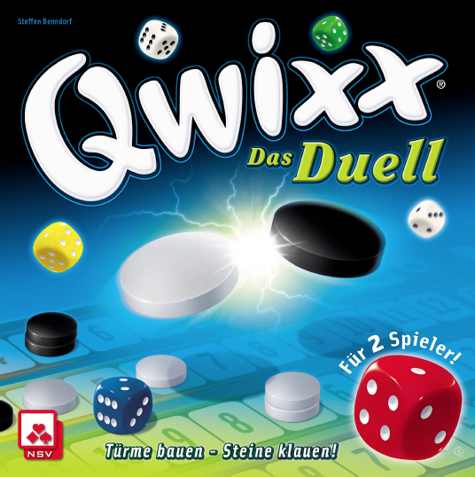 Qwixx: Das Duell (German Import)