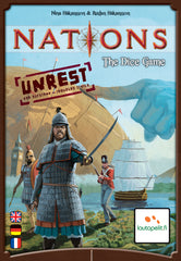 Nations: The Dice Game – Unrest *PRE-ORDER*