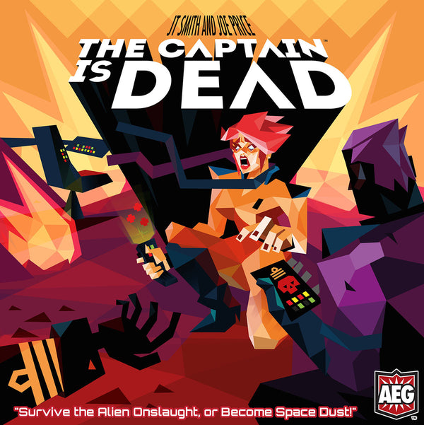 The Captain Is Dead (AEG Edition)