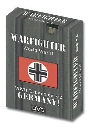 Warfighter: WWII Expansion #3 - Germany!