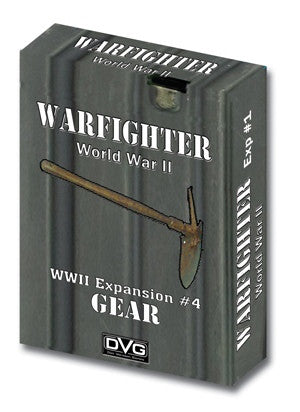 Warfighter: WWII Expansion #4 - Gear