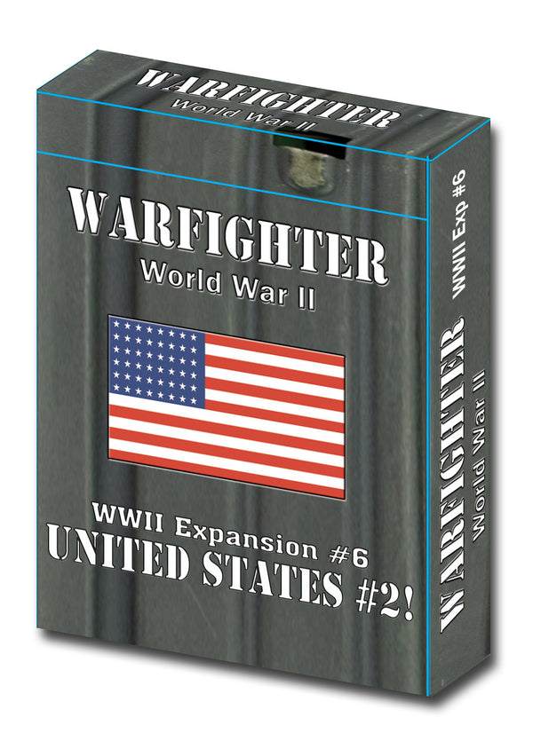 Warfighter: WWII Expansion #6 - United States #2!