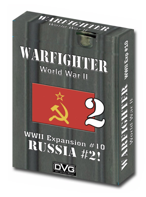 Warfighter: WWII Expansion #10 - Russia #2!