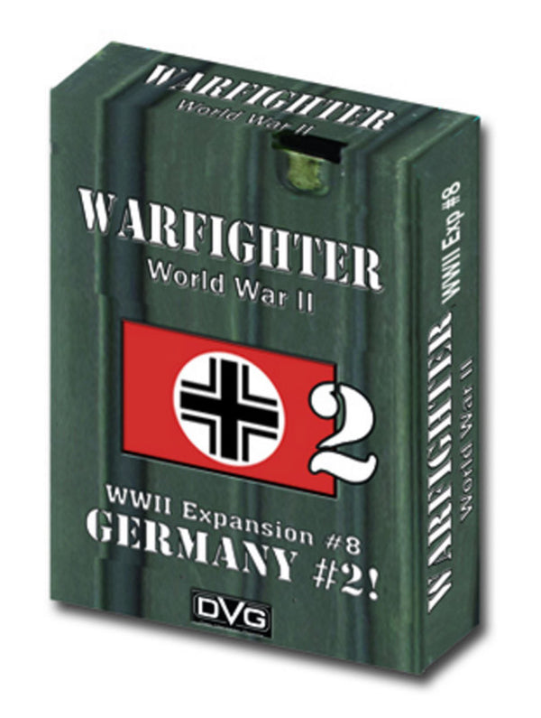 Warfighter: WWII Expansion #8 - Germany #2!