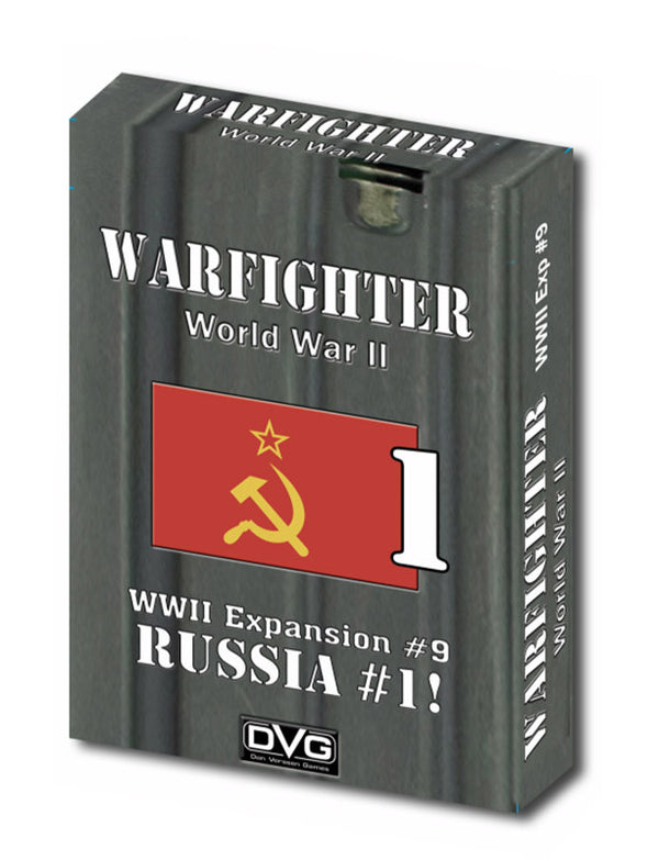 Warfighter: WWII Expansion #9 - Russia #1!