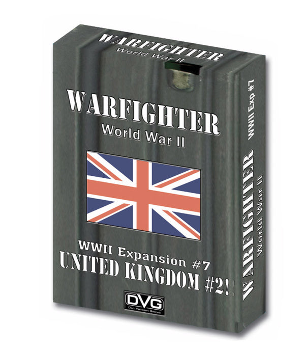 Warfighter: WWII Expansion #7 - United Kingdom #2!