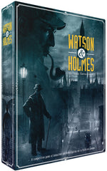Watson & Holmes: From the Diaries of 221B (French)