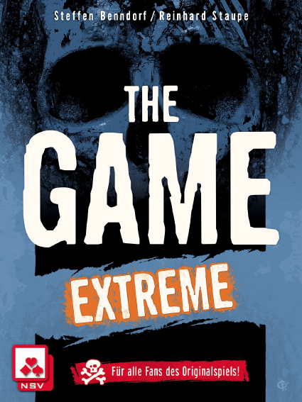 The Game: Extreme (German Import)