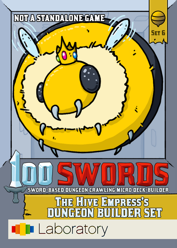 100 Swords: The Hive Empress's Dungeon Builder Set