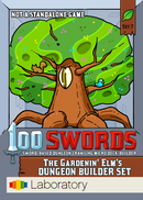 100 Swords: The Gardenin' Elm's Dungeon Builder Set