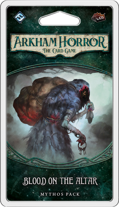 Arkham Horror: The Card Game - Blood on the Altar: Mythos Pack