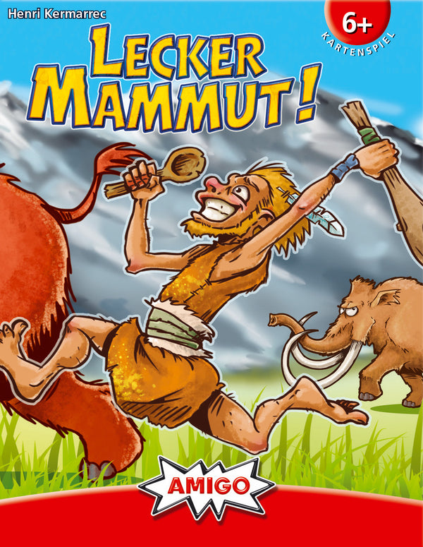 Lecker Mammut! (German Import)