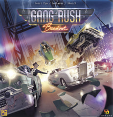 Gang Rush Breakout (French)