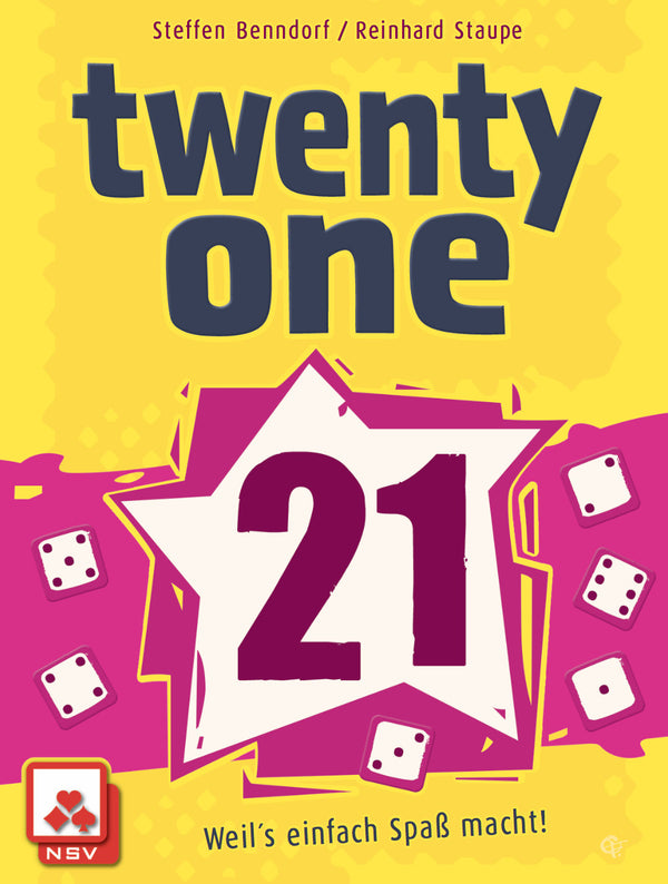 Twenty One (German Import)
