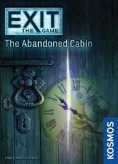 EXIT: The Game – The Abandoned Cabin *PRE-ORDER*