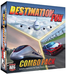 Destination Fun Combo Pack *PRE-ORDER*