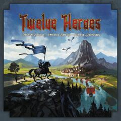Twelve Heroes (French Import)
