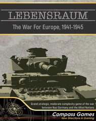 Lebensraum: The War For Europe 1941-1945