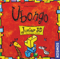 Ubongo Junior 3-D (German Import)