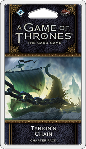 A Game of Thrones: The Card Game (Second Edition) – Tyrion's Chain