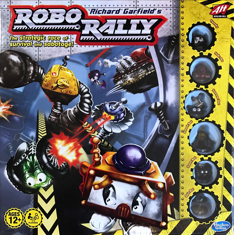 Robo Rally (New Edition)