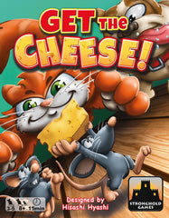Get The Cheese! *PRE-ORDER*