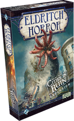 Eldritch Horror: Cities in Ruin *PRE-ORDER*