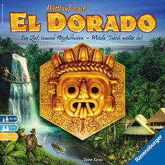The Quest for El Dorado (English Edition)