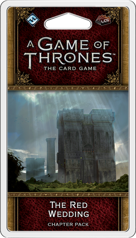A Game of Thrones: The Card Game (Second Edition) – The Red Wedding