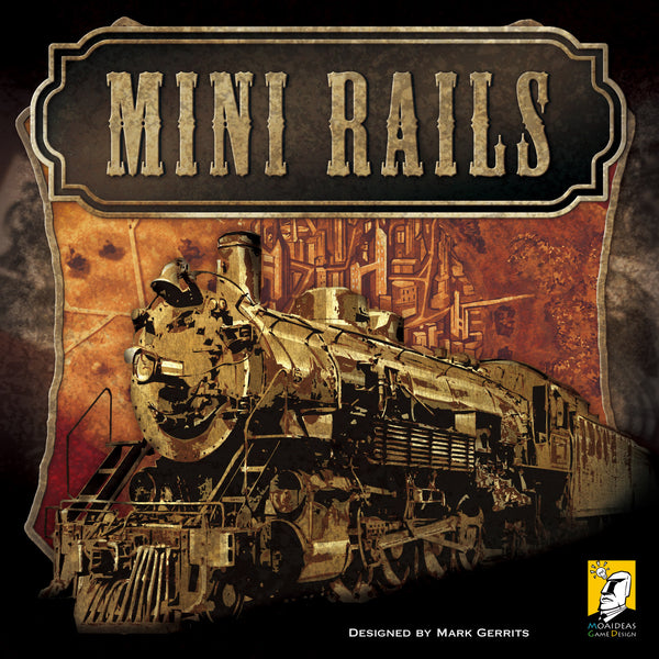Mini Rails (Tasty Minstrel Games Edition)