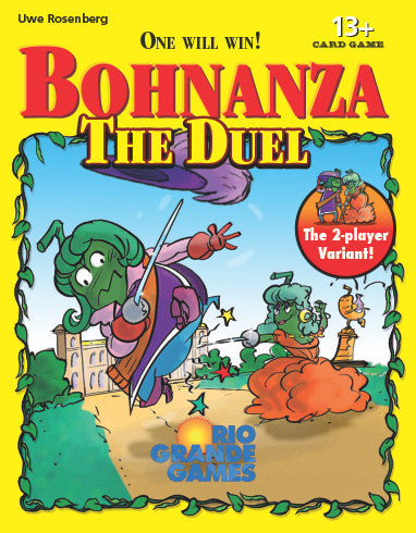 Bohnanza: The Duel (English Edition)