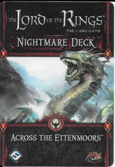 The Lord of the Rings: The Card Game – Across the Ettenmoors Nightmare Deck
