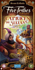 Five Tribes: Whims of the Sultan (French Edition)