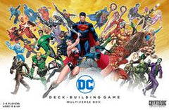DC Deck-Building Game: Multiverse Box *PRE-ORDER*